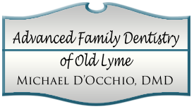Cosmetic dentistry esthetic Old Lyme shoreline dentist pediatric dental emergency