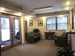 Old Lyme Office: Waiting Area