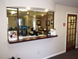 Old Lyme Office: Check-in Desk